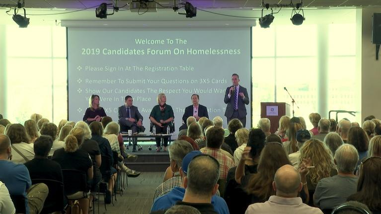 KSPS Public Television: 2019 Candidates Forum on Homelessness