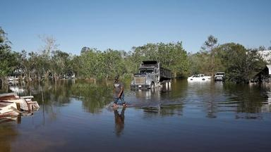 Communities of color get uneven flow of aid after disasters
