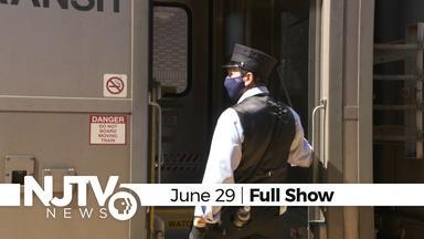 NJTV News: June 29, 2020