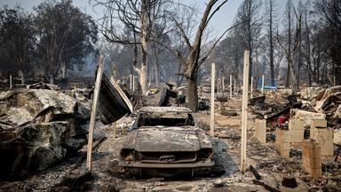 Hazardous air, mass casualty, misinformation as fires blaze