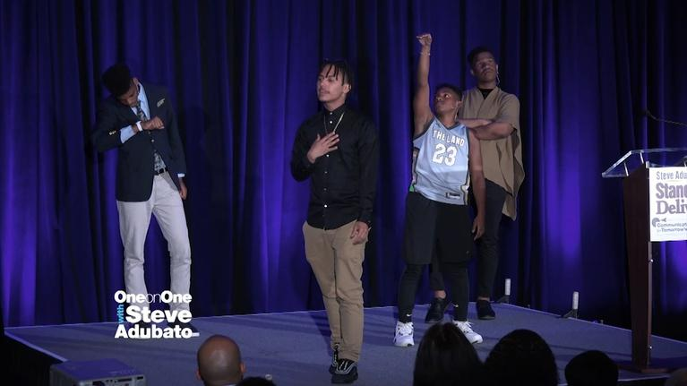 One-on-One: Stand & Deliver's 2019 Night of Eloquence