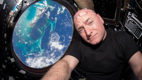 PBS NewsHour -- This retired astronaut captured hundreds of images in space