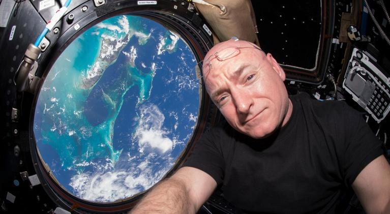 PBS NewsHour: This retired astronaut captured hundreds of images in space