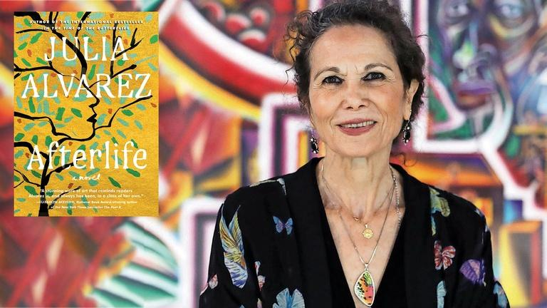 Afterlife | Julia Alvarez | A Word on Words | NPT