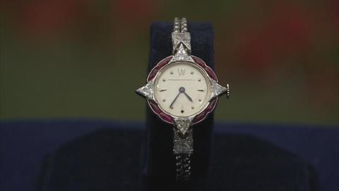 Antiques Roadshow -- Appraisal: Audemars Piguet Watch, ca. 1940