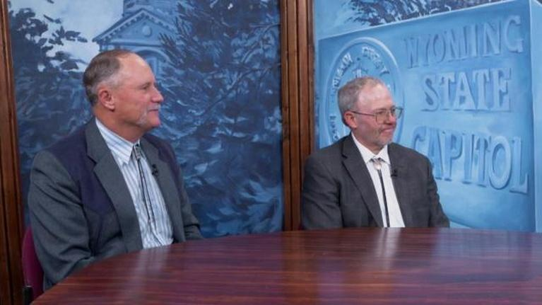 Wyoming Capitol Outlook: 2018 Capitol Outlook Week 3