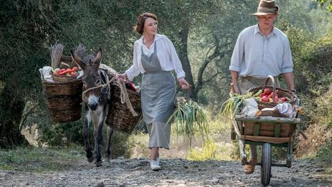The Durrells in Corfu -- Going to Market