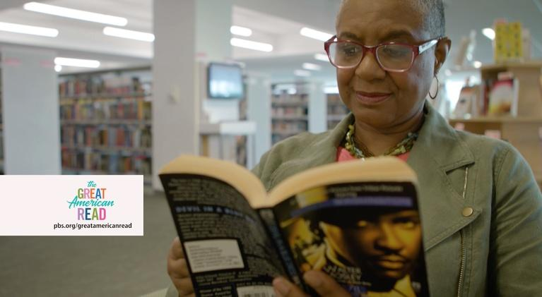 WOSU Specials: The Great American Read: Charlene Brown's Favorite Novel