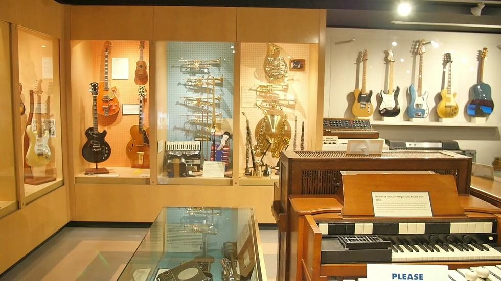 The Museum of Making Music image