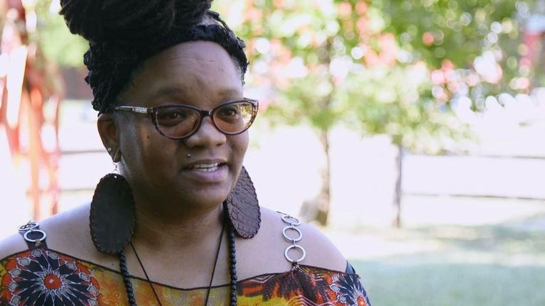 Detroit Performs : Poet Tawana Petty