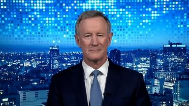 Retired Adm. William McRaven on the War in Afghanistan