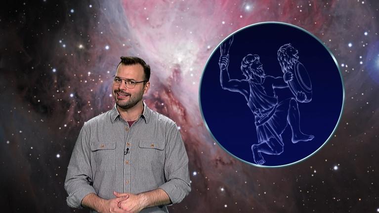 Star Gazers: Finding Orion's Secrets Part 1   Jan 20th - Jan 26th   1 Min