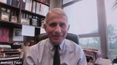 Dr. Anthony Fauci: New Jersey can keep reopening