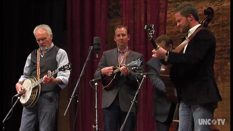 Song of the Mountains: Terry Baucom & the Dukes of Drive / Dave Adkins Band