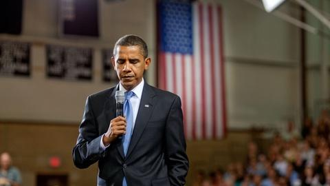 Washington Week -- From candidate to president: Obama's call of history