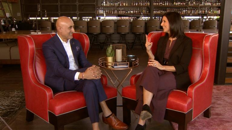 The A List With Alison Lebovitz: Mitch Patel on The A List with Alison Lebovitz Preview Clip