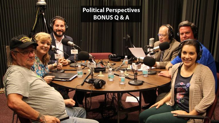 WFSU Perspectives: Political Perspectives:Tallahassee City Comm. Seat 4 (BONUS)