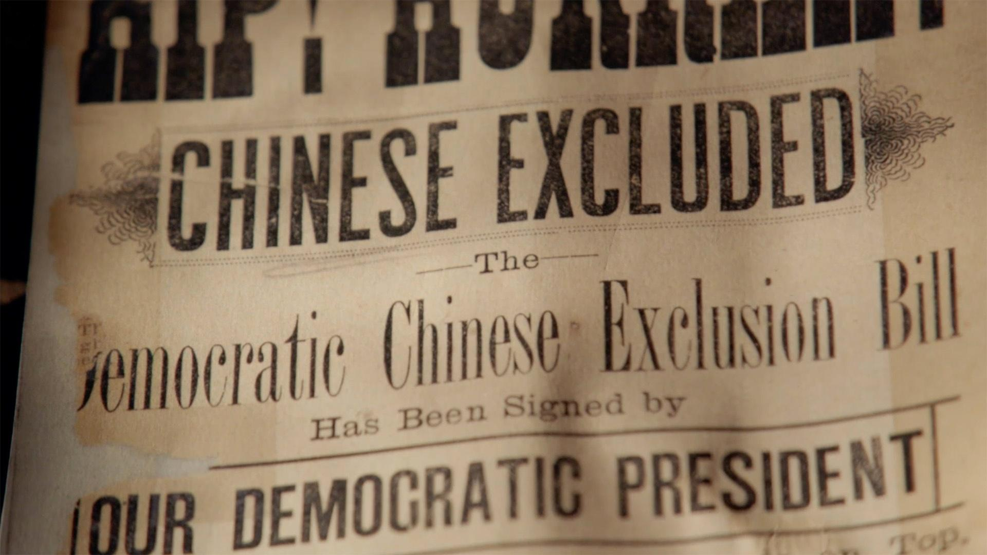 The Chinese Exclusion Act Preview American Experience Pbs