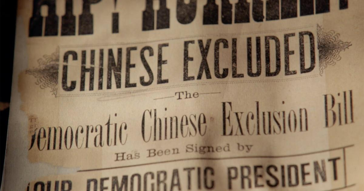 the chinese exclusion act  preview