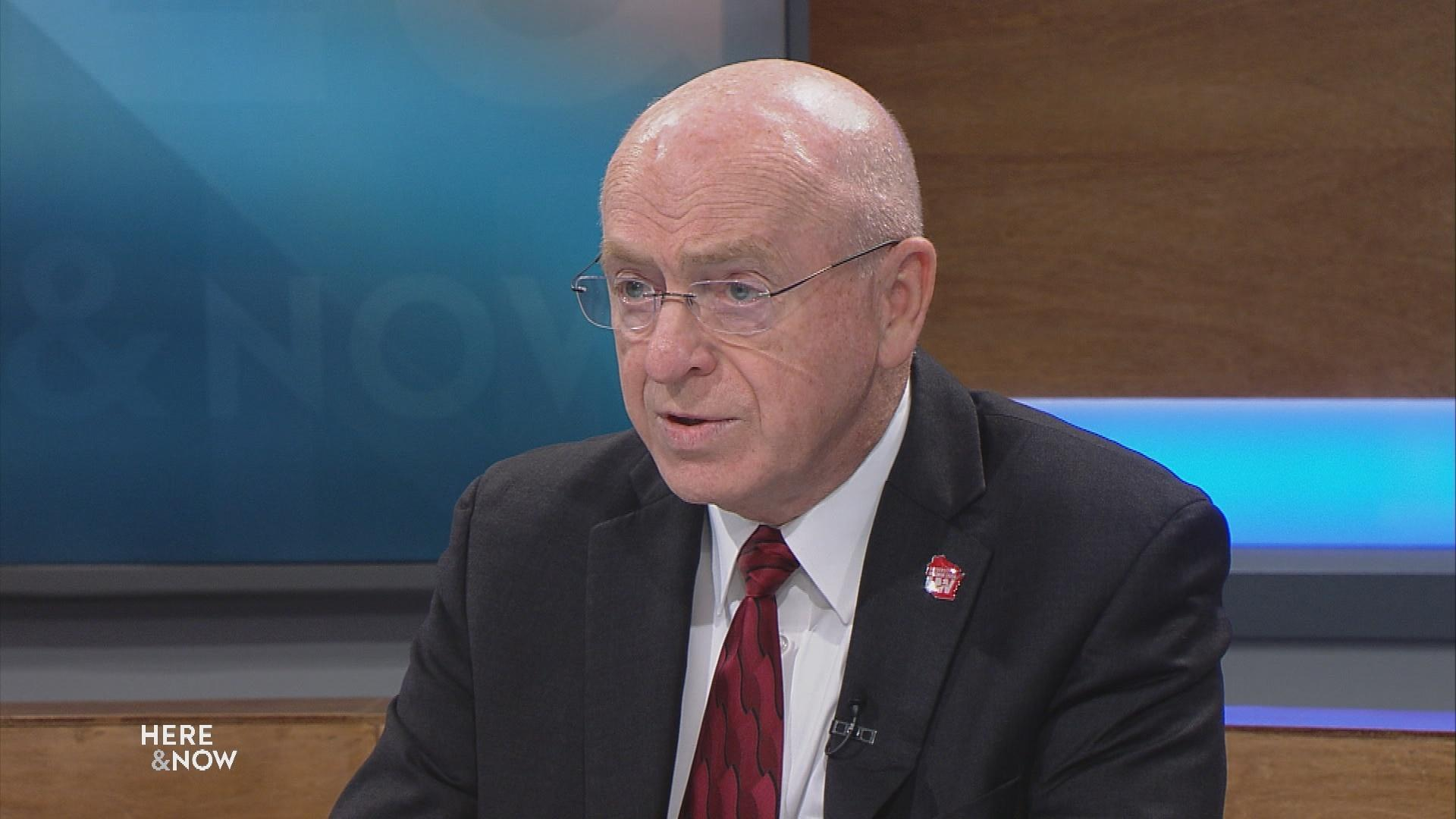 Cross Shares Concerns over Tuition Freeze