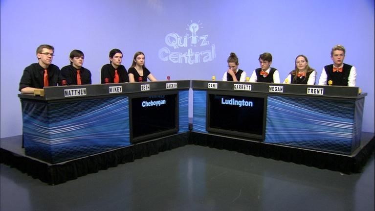 Quiz Central: Cheboygan vs. Ludington