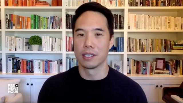 Author Charles Yu on satire and Asian-American stereotypes