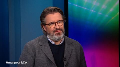 Amanpour and Company -- Olafur Eliasson Discusses His Artistic Inspiration