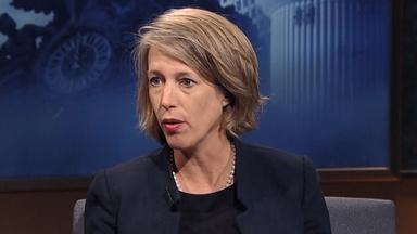 Teachout Makes Her Case for Attorney General