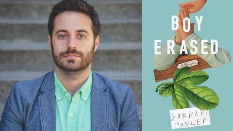 S4 E1: Garrard Conley at 2017 AWP Book Fair
