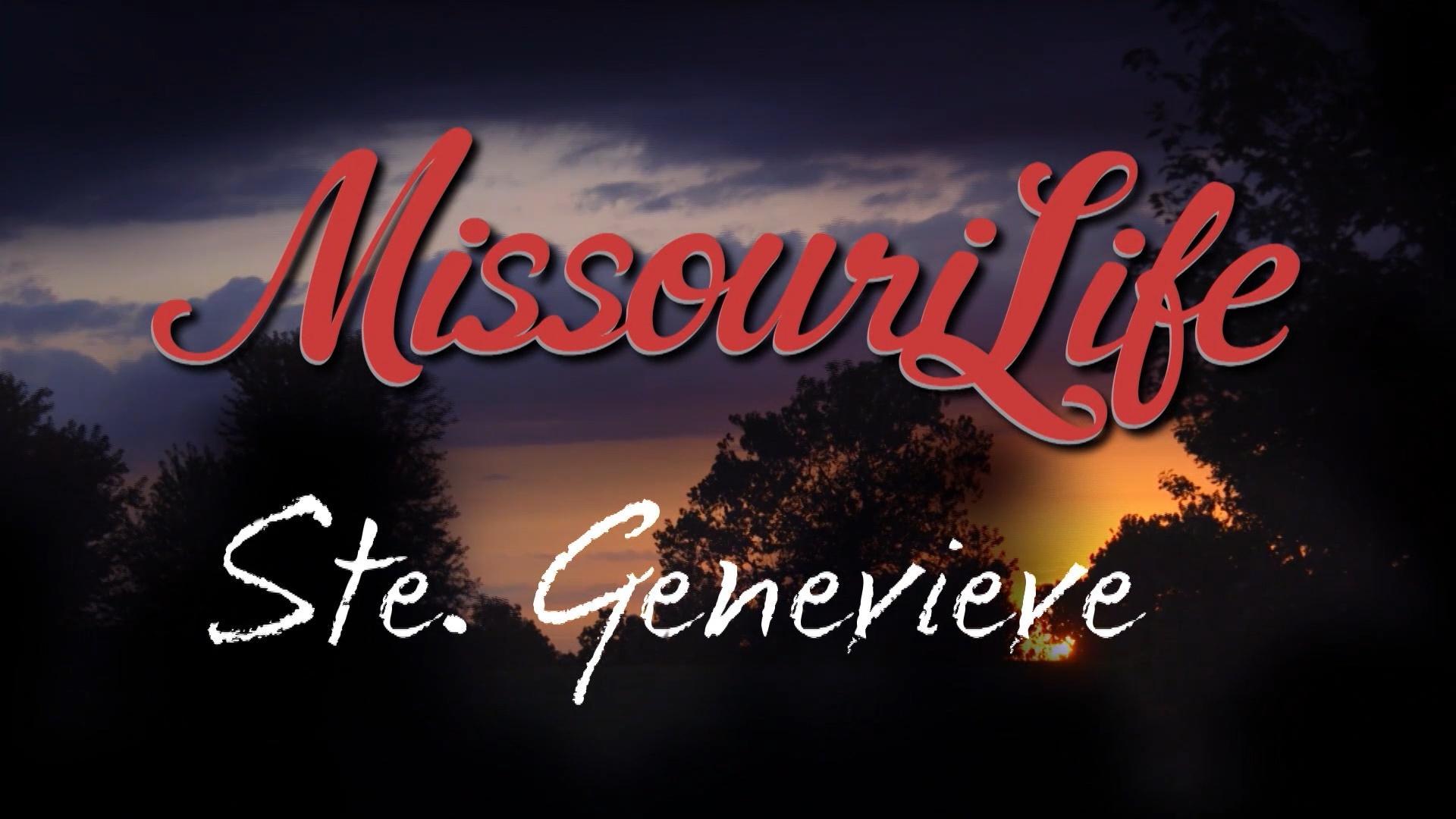 Missouri Life #403 Ste. Genevieve