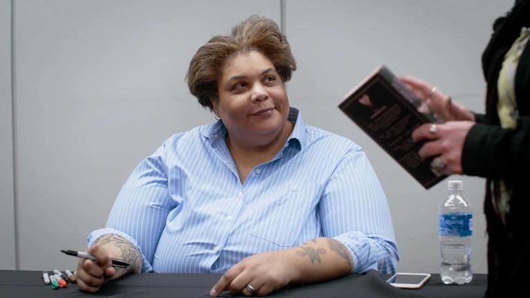 Breaking Big: Roxane Gay Loves to Read