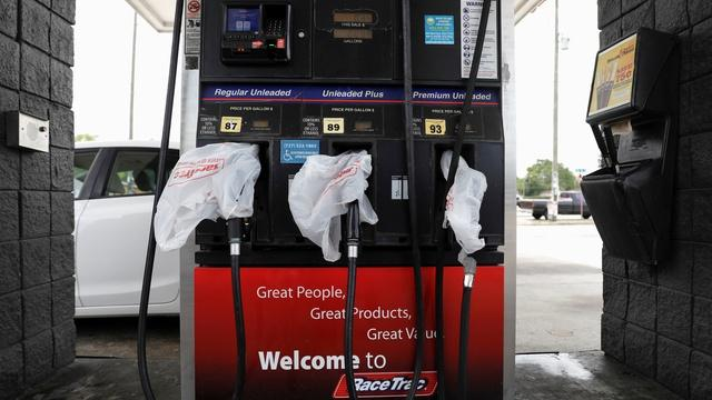 On gas shortages in the US and plans to prevent future hacks