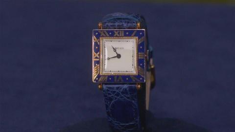 Antiques Roadshow -- Appraisal: Cartier Enamel Men's Watch, ca. 1925