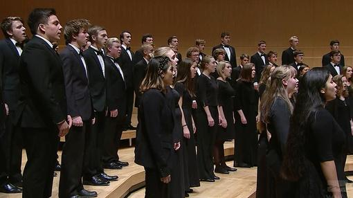 WPT Music & Arts : 2018 WSMA State Honors Concert: Mixed Choir