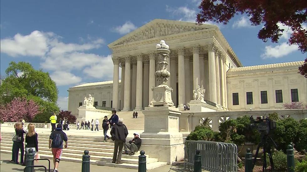 Supreme Court Faces 'Blockbuster' Term image