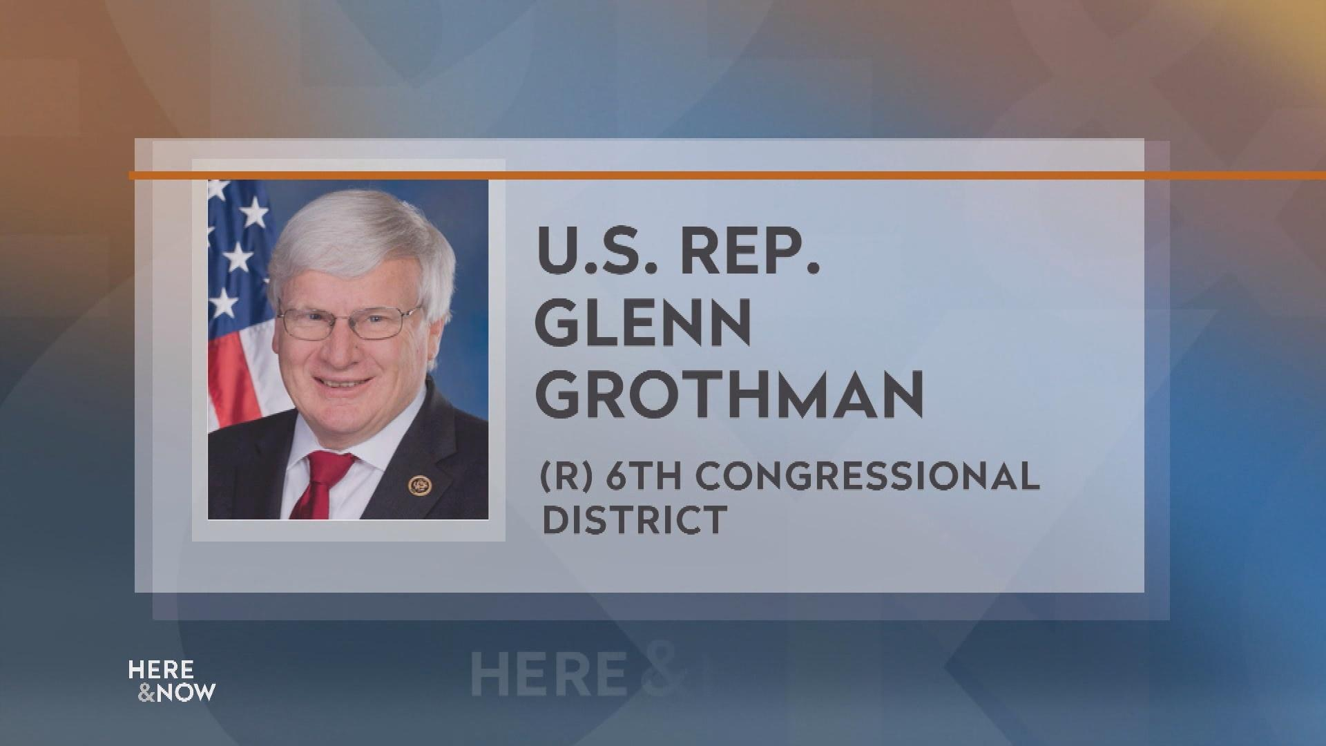 Congressman Glenn Grothman Talks about Government Shutdown