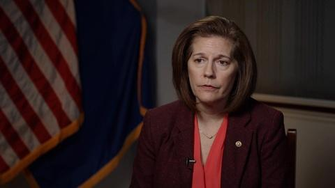 Earth Focus -- Sen. Cortez Masto: Pursuing a Green Economy