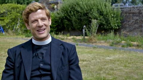 James Norton's Favorite Grantchester Memories