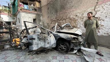 Pentagon: Drone strike that killed 10 civilians a mistake
