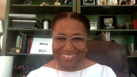 Sen. Carol Moseley Braun on Harris' Nomination
