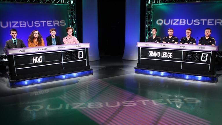 QuizBusters: Holt vs. Grand Ledge