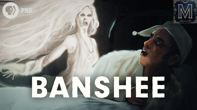 Monstrum: Banshee: Ireland's Screaming Harbinger of Death