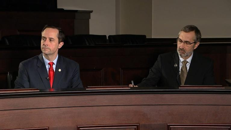 Kentucky Tonight: Finding Agreement on State Budget Issues