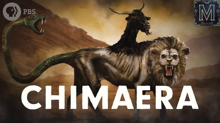 Monstrum: How Chimaera Mythology Became Reality