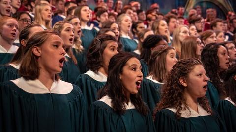 The St Olaf Christmas Festival: A New Song of Grace and Truth -- Breathe Music at St Olaf