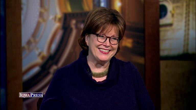 Iowa Press: Pollster Ann Selzer