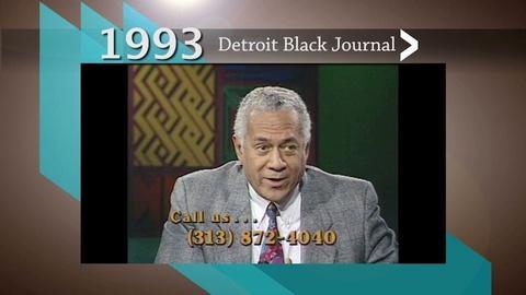 American Black Journal -- 1993 Detroit Black Journal Clip: African American Auto Deale
