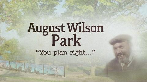 August Wilson Park Logo