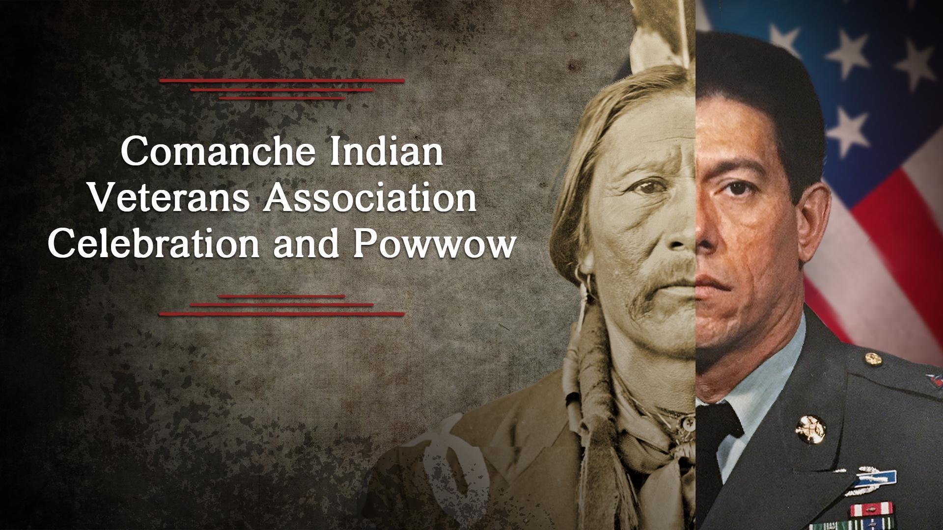 Comanche Indian Veterans Association Celebration