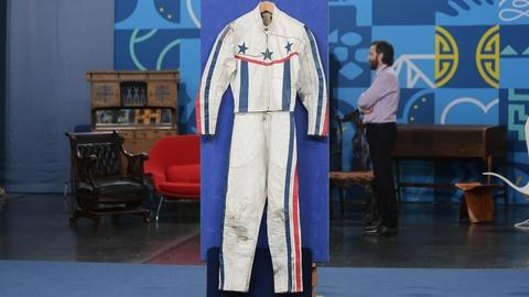 Antiques Roadshow -- Appraisal: Evel Knievel Leathers, ca. 1967
